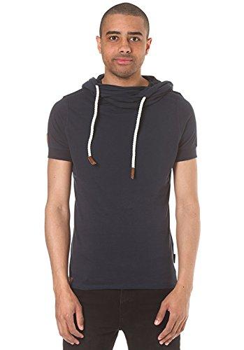 True Enemy VIII T-Shirt dark blue Größe: L Farbe: dark-blue