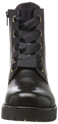 BULLBOXER Damen 956506e6l Oxfords Schwarz (Black)