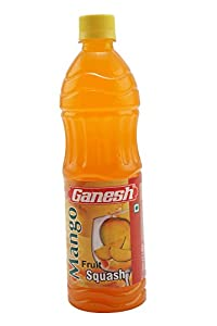 Ganesh Fruit Squash, Mango, 700ml