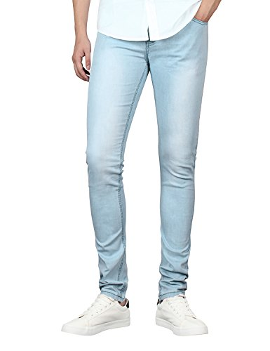 Demon&Hunter 808 Series Men's Skinny Slim Jeans