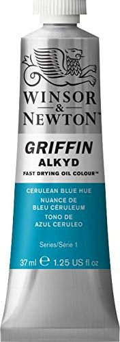 winsor-newton-griffin-37ml-oil-tube-shade-ceruleum-blue