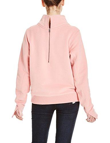 Bench Damen Pullover Repay Rosa (Light Pink PK162)