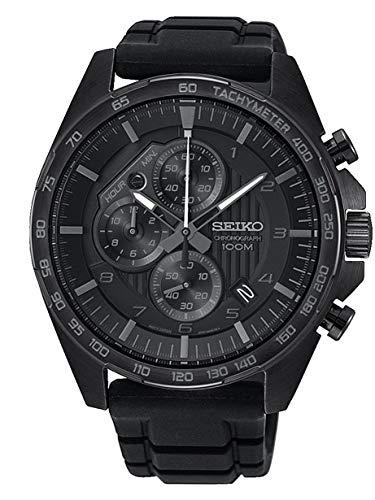 Seiko Reloj Cronografo para Hombre de Cuarzo con...