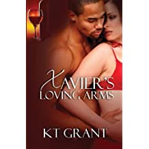 Xavier's Loving Arms by KT Grant (2012-09-19)