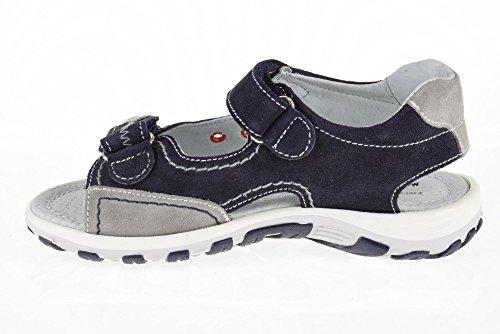 Jardin noir adolescence sandales P533610M / 200 INDIOS