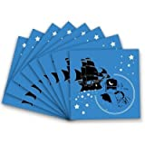 Pirate Tooth Fairy Envelopes (Set of 16) by Dental Aesthetics