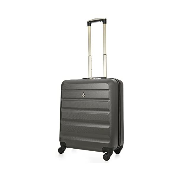 a23556be3 Aerolite 56x45x25 easyJet British Airways Jet2 Maximum Allowance 46L  Lightweight Hard Shell Carry On Hand Cabin