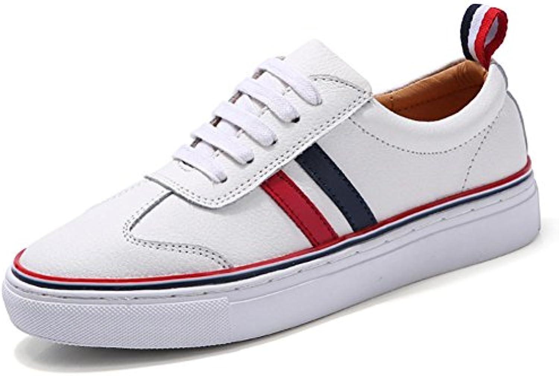 Ms Spring ascensor zapatos deportivos y de ocio zapatos transpirables estudiantes los zapatos planos de las mujeres...
