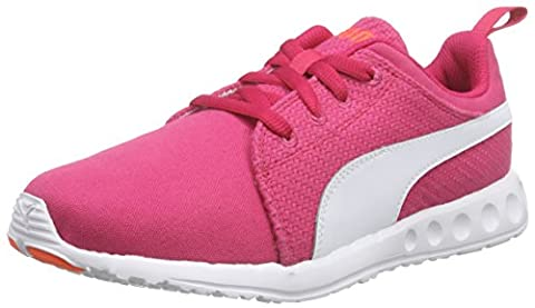 Puma Unisex Adults' Carson Runner CV Running Shoes Pink Size: