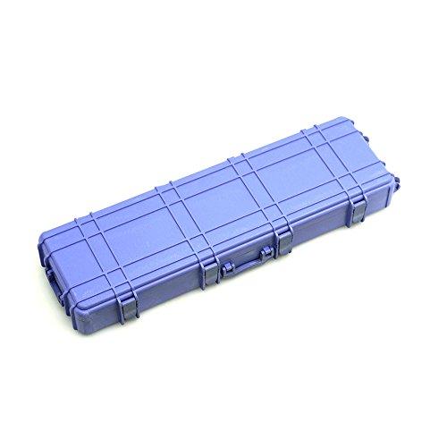 1/10 Zubehör Mini Reisetasche Tool Box für RC TRX-4 Wraith SCX10 D90 Car Blau -