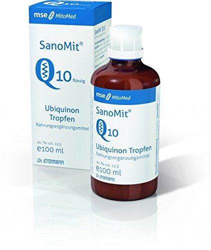 SANOMIT® Q10 - 100 ml Tropfen (flüssiges Q10)