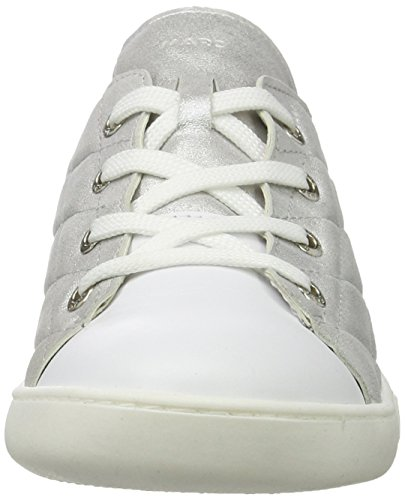 Marc Shoes Fabiola, Scarpe Stringate Donna Weiß (Metal-White 222)