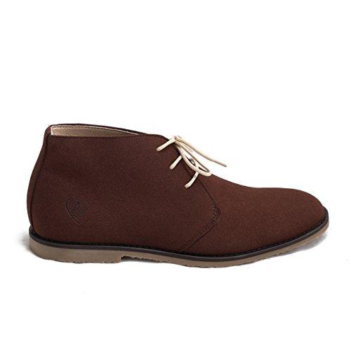 NAE Lagos Braun - Herren Vegan Stiefel - 2