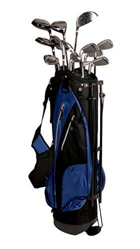 Nitro XDP Herren Graphit Golfset mit 13 Schlägern für Rechtshänder