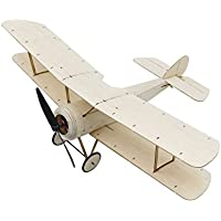 RC Aeroplane Balsawood Plane Sopwith Pup Wingspan 378mm Balsa Wood Model Airplane Building Kit with Power system - Compare prices on radiocontrollers.eu