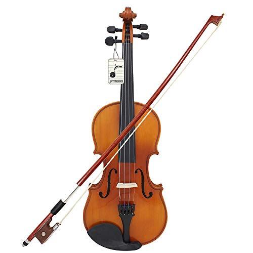 Asdomo Full Size 1/4 Violine Geige natürliche