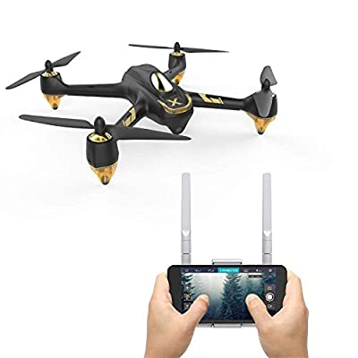Hubsan X4 RC Quadcopter Drone With Camera FPV WIFI Autimatic Return Hold Altitude