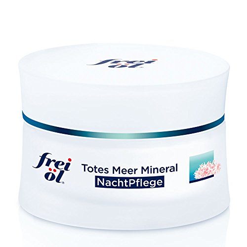 frei öl Totes Meer Mineral NachtPflege, 1er Pack (1 x 50 ml)