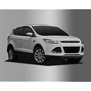 Autoclover für Ford Kuga 2012+ Windabweiser-Set (6Stück) (geräuchert)