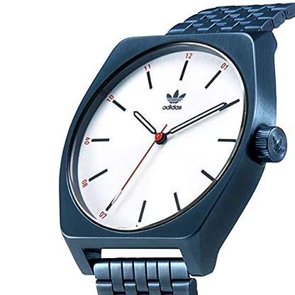 Adidas Originals Process_m1 Watch One Size Navy/Silver Sunray/RedListing retiradoPosible uso indebido de marcas comerciales ( (Adidas))