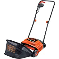 BLACK+DECKER B/DGD300 Lawnraker, 600 W, 30 cm - Black/Orange