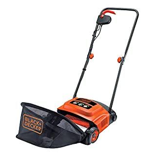 BLACK+DECKER 600W 30cm Lawn Raker (B00170NWP2) | Amazon Products