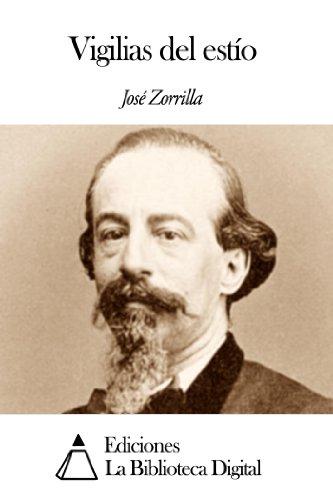 Vigilias del estío por José Zorrilla