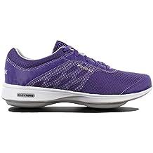 fef7c06499c7 Reebok Easytone Reenew IV Chaussures de Femme Violet Chaussures Femme  Sneaker Baskets
