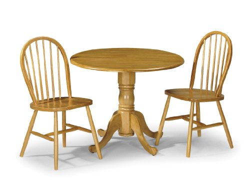 Julian Bowen Windsor Dining Chairs, Pine, Set of 2