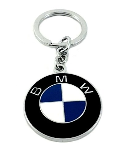 BMW Motorsports Metallic Key Chain (Three Color)  available at amazon for Rs.149