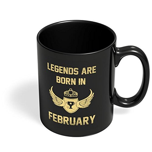 Best Birthday Gifts Legends Are Born In February Unique Present Ideas For All Age Newborn Little And Teenage Boys Kids Men Man Him His Cool