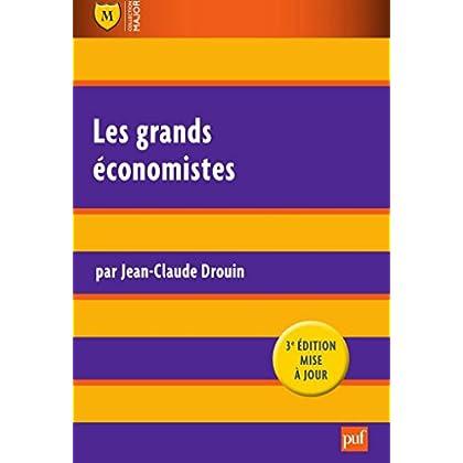 Les grands économistes (Major Référence)