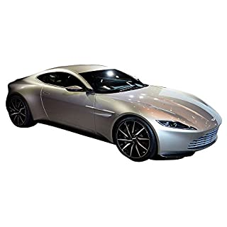 Happy People 35998 - Nikko, James Bond 007 RC Aston Martin DB 10