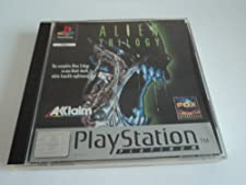 Alien Trilogy - Pal version