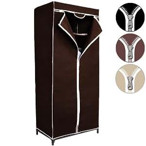 miadomodo mobiler schrank kleiderschrank stoffschrank. Black Bedroom Furniture Sets. Home Design Ideas