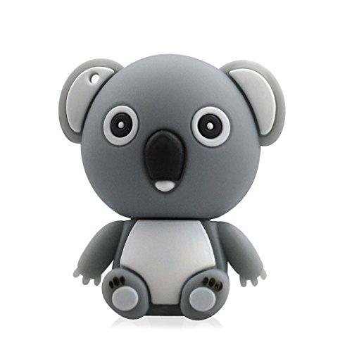 Koala Form Speicherstick USB 3.0/2.0 8GB/16GB/32GB/64GB USB-Stick - 8GB USB 2.0