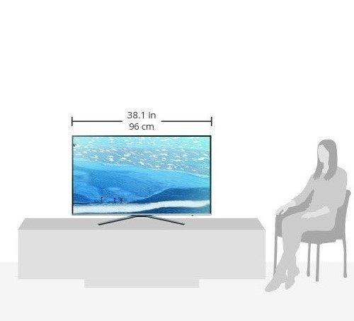 Samsung UE43KU6409 108 cm (43 Zoll) 4k Fernseher - 9