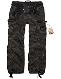 Hose Brandit Royal Vintage Trouser darkcamo