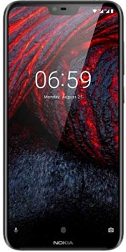 Nokia 6.1 Plus (Blue, 6GB RAM, 64GB Storage)