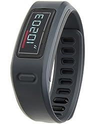 Garmin Vivofit HRM - Pulsera de fitness con pulsómetro, color gris
