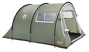 Coleman Coastline 4 Deluxe Tent - 4 Person, Green