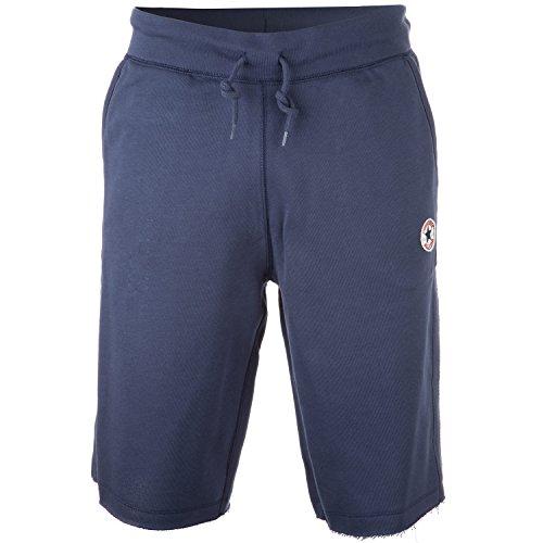 Converse Shorts Herren Basic Short 05036C Navy, Größe:M