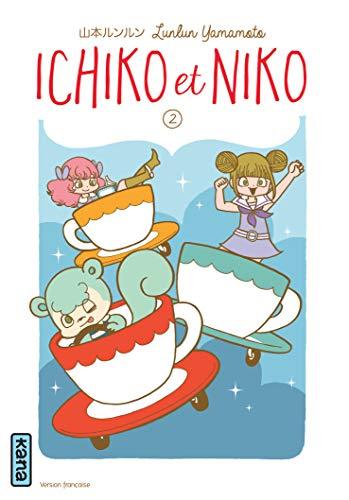 Ichiko et Niko, tome 2 par Lunlun Yamamoto