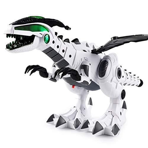 Happy Event Elektrischer Spray Dinosaurier Drache Elektrisches Roboter Haustier mit Musik Licht Kinder Spielzeug Geschenk