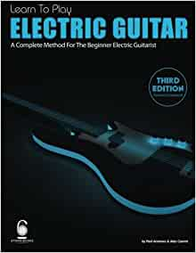 learn to play electric guitar paul andrews alan garrett books. Black Bedroom Furniture Sets. Home Design Ideas