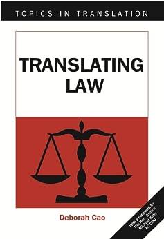 Translating Law par [Cao, Deborah]
