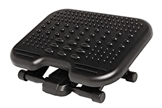 Kensington SoleMate Comfort Footrest with Gel Tilts 0-18 Degrees H90-120mm Platform W450xD350mm Ref 56153 (B0013F12YO)   Amazon price tracker / tracking, Amazon price history charts, Amazon price watches, Amazon price drop alerts