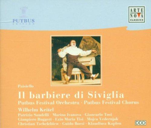 Preisvergleich Produktbild Paisiello: The Barber of Seville (Gesamtaufnahme(ital.))