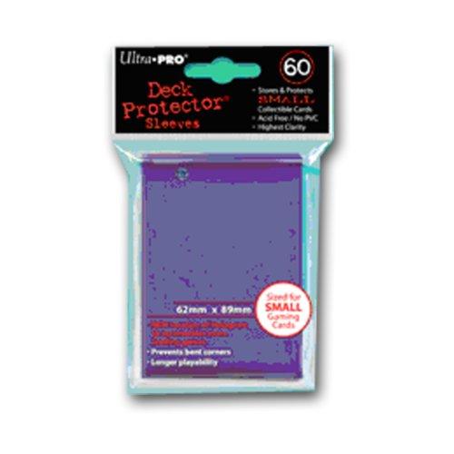 Ultra Pro Deck Protector Lot de 60petites pochettes de protection pour cartes