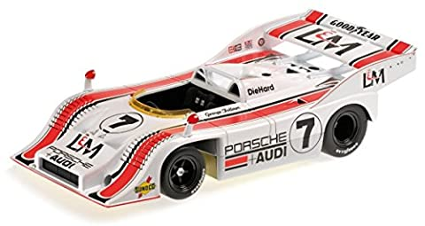 Porsche 917/10, No.7, Team Penske, Can-Am, 1972, Modellauto, Fertigmodell, Minichamps 1:18